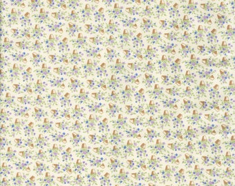 Fabric Freedom 'Reduced Price' F897-4 English Teatime Patchwork Quilting