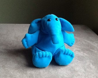 Vintage Star Wars Lucasfilm Return Of The Jedi Buddies Plush Toy Max Rebo Kenner Hasbro 1997