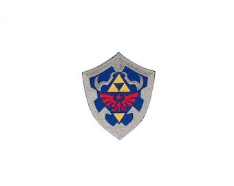 Hylian Shield Patch - Legend of Zelda