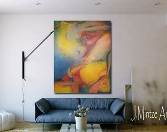 Sale Oversized Abstract, large Abstract Art, Handmade Art, Original Paintings, Colorful Wall Art, Large Wall Art, Large Art, Modern Art