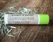 Lemongrass Lip Balm – Lemongrass – Lip Balm - Vegan Lip Balm