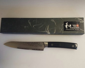 Nagomi 33 Layer Japanese Utility Knife - 5-1/2 inches - 140mm