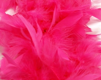 Feather Boas - Hot Pink