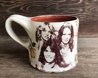 Charlie's Angels Mug