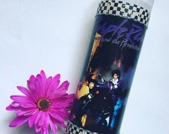Prince Purple Rain Candle