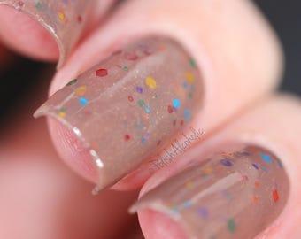 Monkey Paradise - 10 ml handmade nail polish