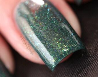 Mystical Dragon - 10 ml handmade nail polish