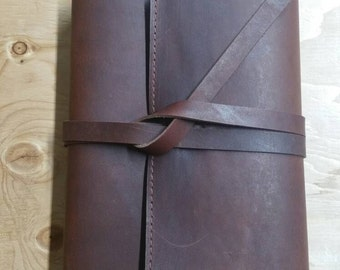 Leather Journal Book