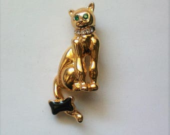 Sassy Cat or Kitten Feline Pin - 5274