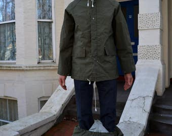 Storm Proof Hooded Top & Matching Trousers