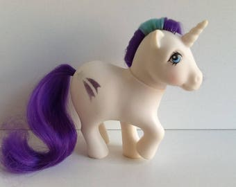 G1 My Little Pony GLORY: Unicorn Pony MLP