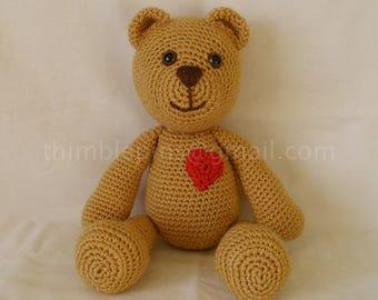 Valentine Bear