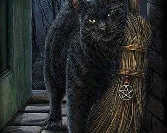 Bastet (CatMagick) Incense witches dozen of 13+ 2 long burning sticks*now available in bulk*