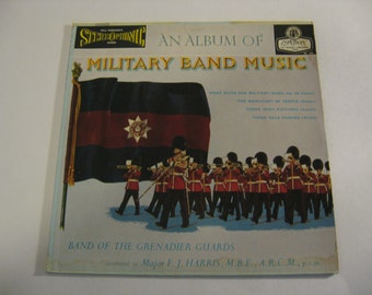 Band Of The Grenadier Guards  -    Military Band Music - Circa 1958