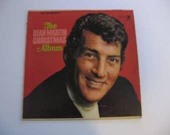 Dean Martin - The Dean Martin Christmas Album - Circa 1966