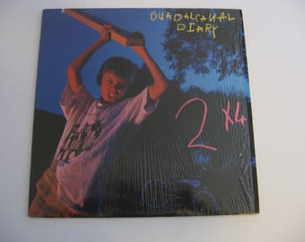 Guadalcanal Diary - 2X4 - Circa 1987