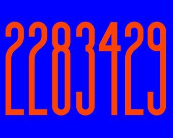 Stadia typeface otf