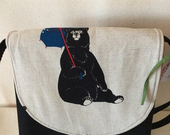 Umbrella Bear Little Hip Bag