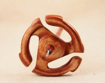 45 spindle Top Whorl Drop Spindle Medium Weight