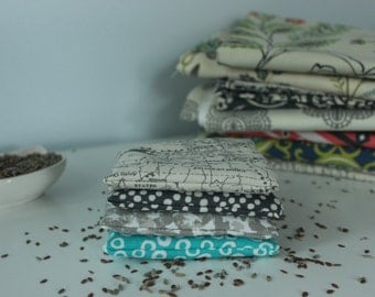 MYSTERY FABRIC Lavender Sachets, Set of 4, Fragrance Pouches