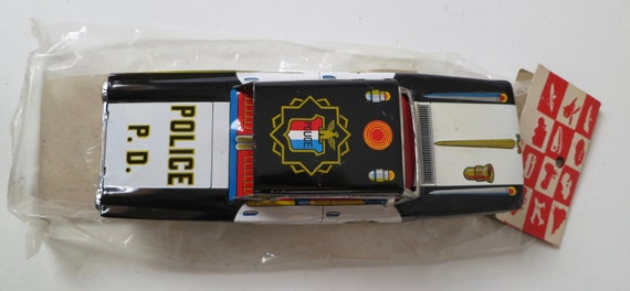 1961 Ford Police Car
