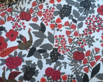 Scandinavian Cotton fabric Finlayson -  100% Cotton Canvas- 59 inches (150 cm) wide