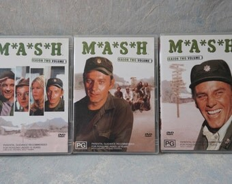 M*A*S*H DVD Set - Second season