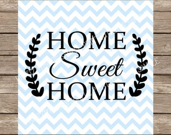 Home Sweet Home SVG, Home Sweet Home, Home, Home svg, Home Decor svg, Wreath, Wreath svg, svg designs, svg files, silhouette svg, cricut svg