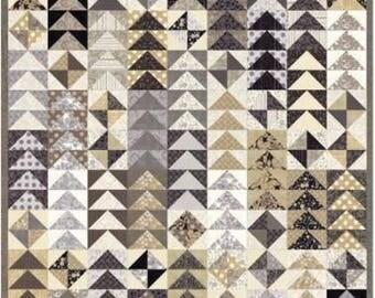 Maven Quilt Kit by BasicGrey  for Moda Fabrics. KIT30460