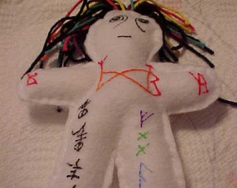 Banish someone causing you Pain  Voodoo Doll  Wicca, Pagan,Witchcraft