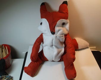 Pick-a-Pet Club and Make a Friend with Red Fox