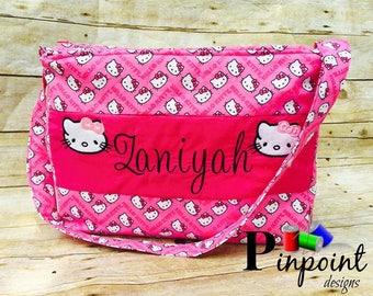 Hello Kitty Diaper Bag,  Super Cute!!