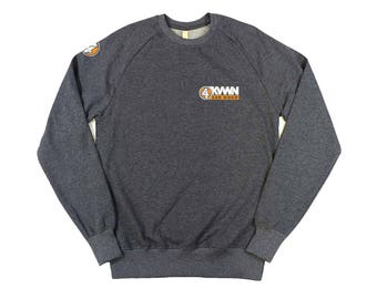 Anchorman: Kvwn Channel 4 News Mens Sweatshirt