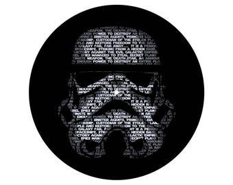 Star Wars: Storm Trooper Slipmat