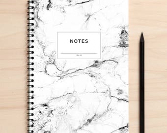 "Notebook ""Notes04 Marmor"" A5"