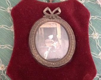 Vintage Potrait Picture Frame 2