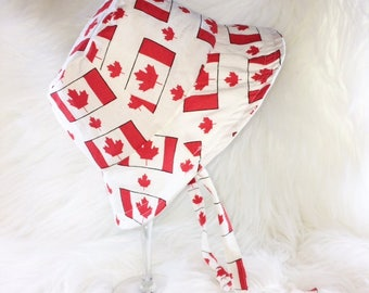 Canadian Flag Bucket Hat