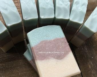 Sea Cotton Art Bar Luxury Handmade Soap • 4.5 ounce bar