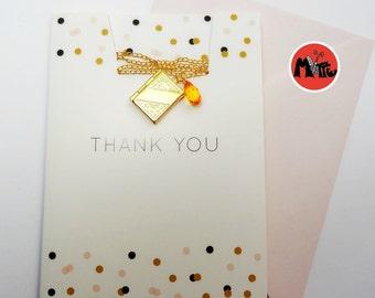 Thank YOU!  Medallion - chain