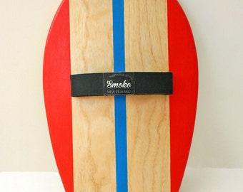 Sumner Bodysurfing Handplane designed and made in New Zealand