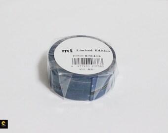 Galactic Railroad Night /  mt store at MORIOKA TUTAYA / Japanese Washi Masking Tape / 2.0cm [MT01K509]