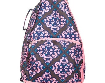 All For Color Tennis Backpack - Tennis Bag  - Monogrammed - All For Color  - Only 2 Left