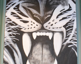 Fierce Tiger