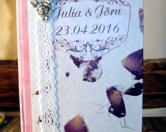 Personalized wedding - album