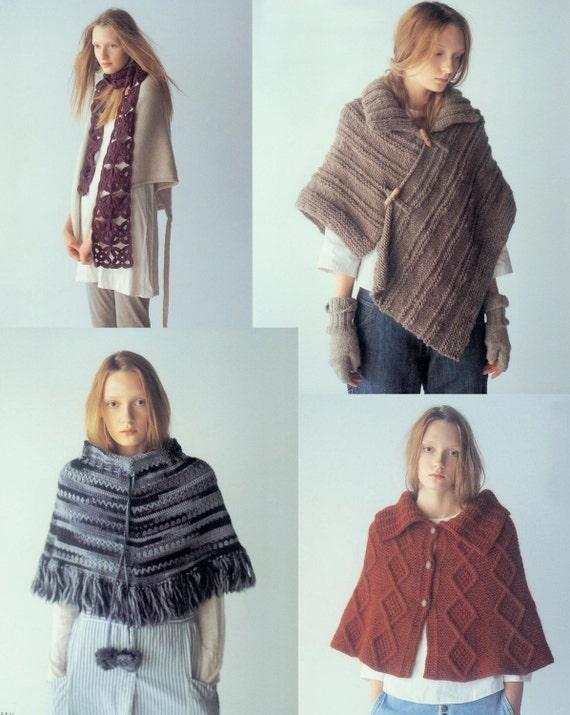 Knit Patterns - Knitting Patterns - Scarf Patterns - Hat Patterns - japanese ...