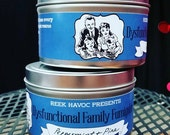 Dysfunctional Family Fumigator Candle