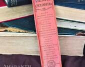 Pears Cyclopaedia Book Spine Bookmark