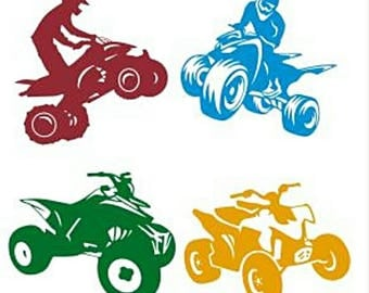 ATV collection in four styles.