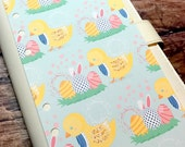 Planner Dashboard for A5, Personal, Pocket and A6 Mulberry size Planner. Easter