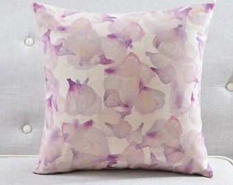 Decorative Pillow floral leaves printed cushion cover/pillow case/pillow cover/decorative throw pillows cushion shell